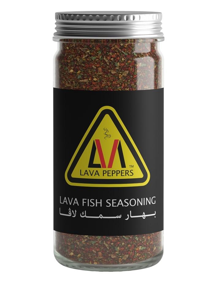 LAVA Fish Seasoning